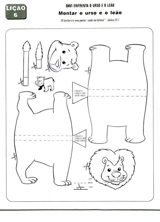 Erfreut Bibel Malvorlagen Daniel Und Die Löwen Höhle Fotos ...