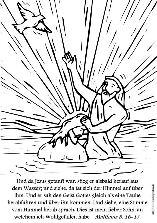 JohannestauftJesusausmalen