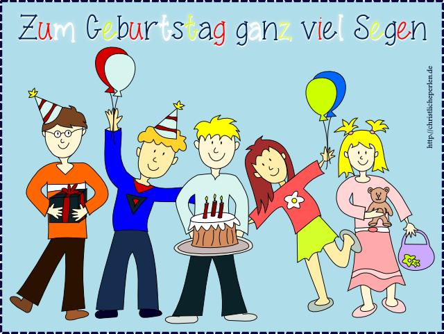 Geburtstag Kids 1