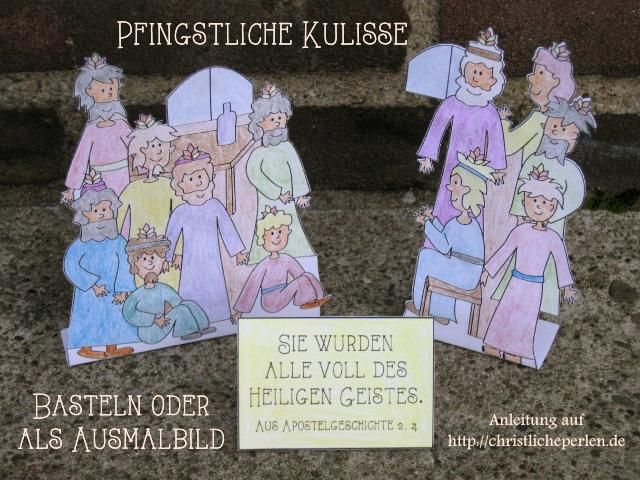 Pfingstbasteln Photo