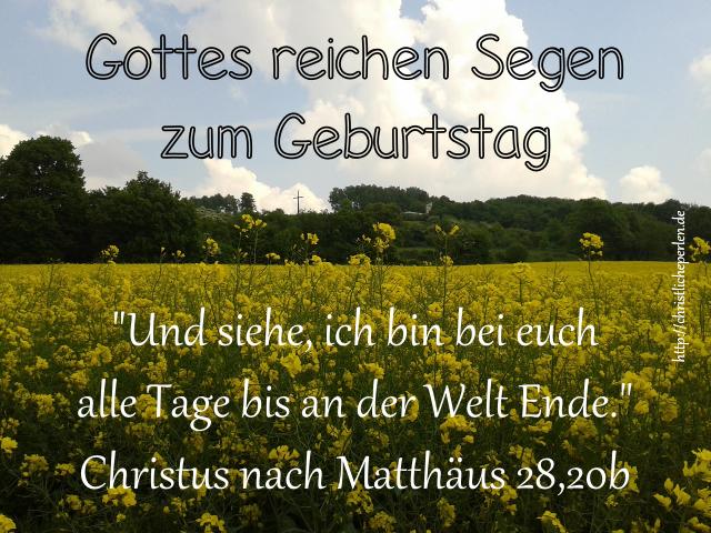 Geburtstagsgrusse Christlich Spruche Zum 90 Geburtstag 2020 04 29