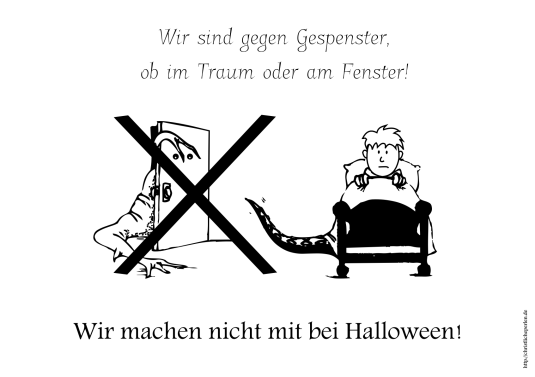 Halloween ausmalen