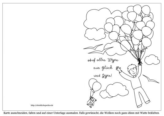 Karte Ausdrucken