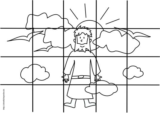 Himmelfahrt Puzzle