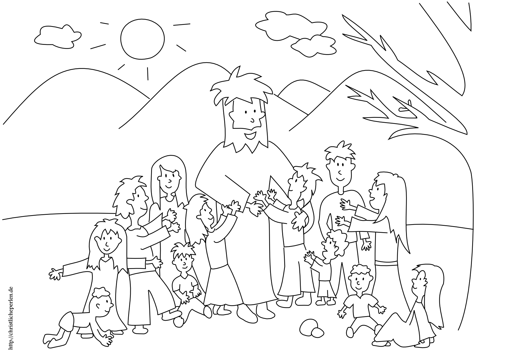 Religion Saying Coloring Pages