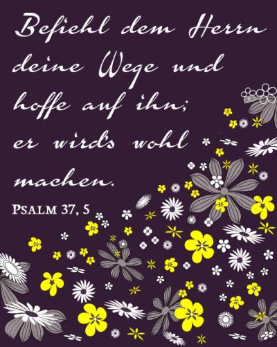 Psalm 37 5