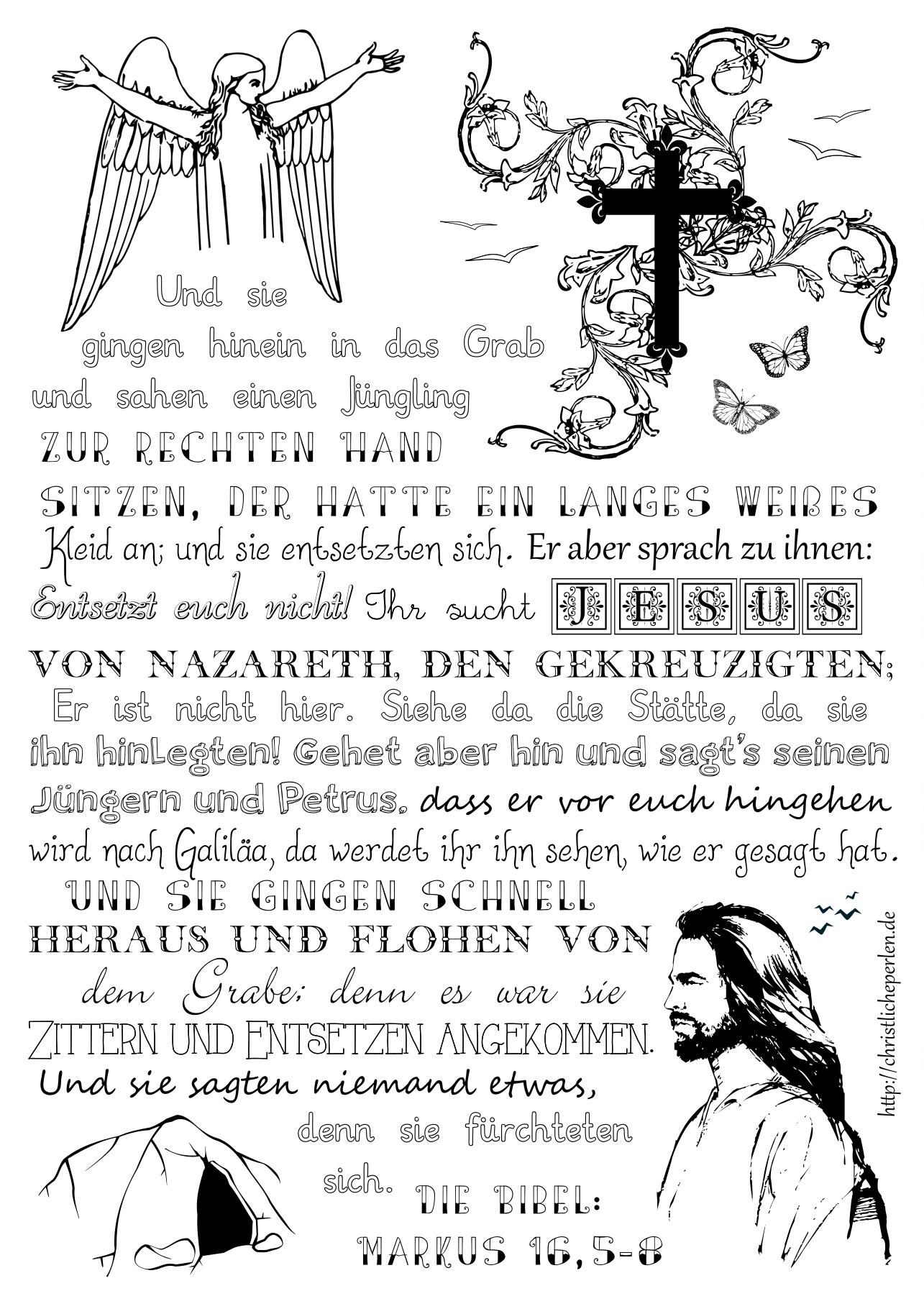 Auferstehung | Christliche Perlen