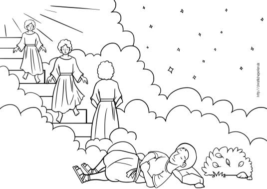 Ausmalbilder zur Bibel | Christliche Perlen