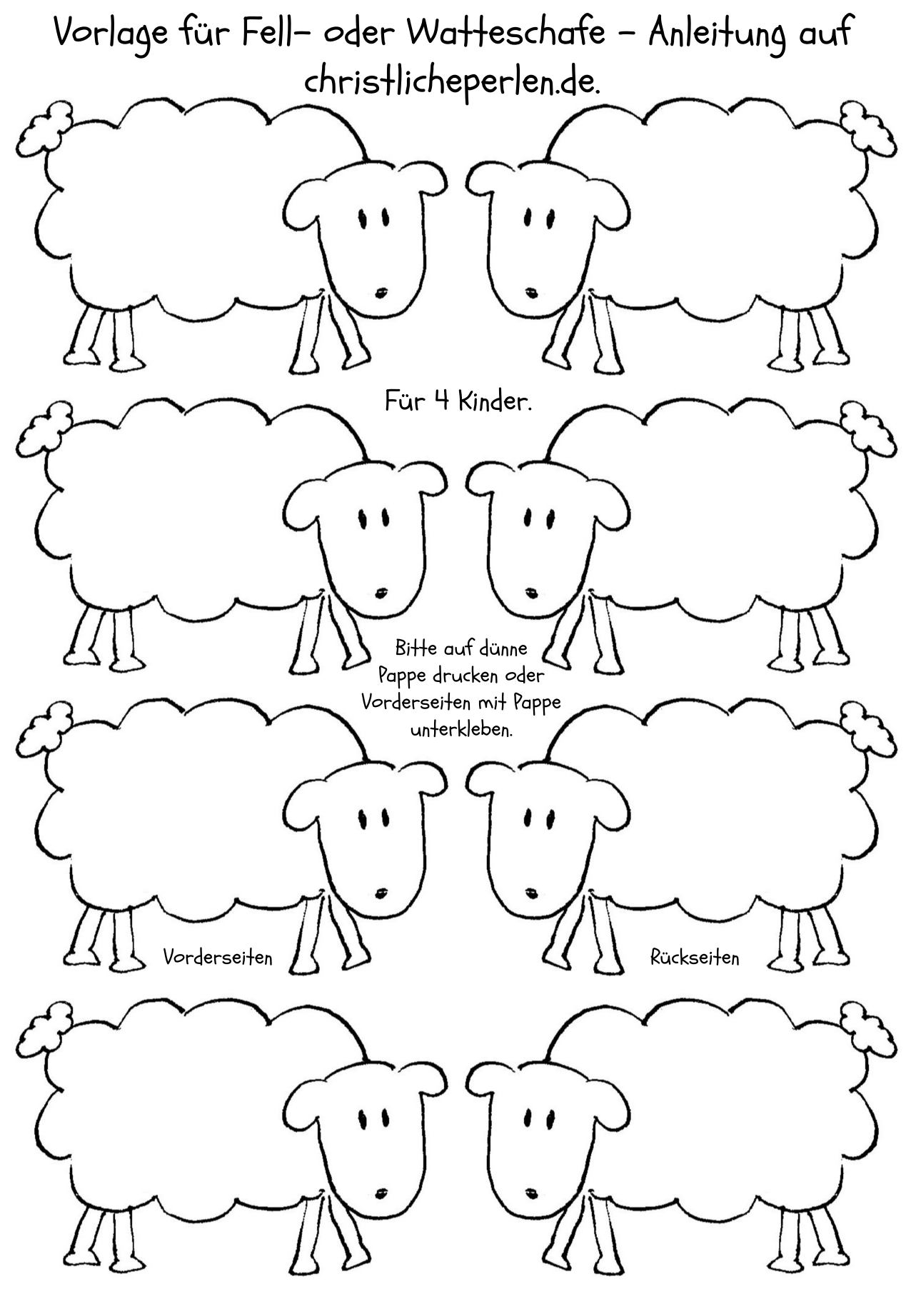 Groß Schafe Gesichtsmaske Vorlage Ideen - Entry Level Resume ...