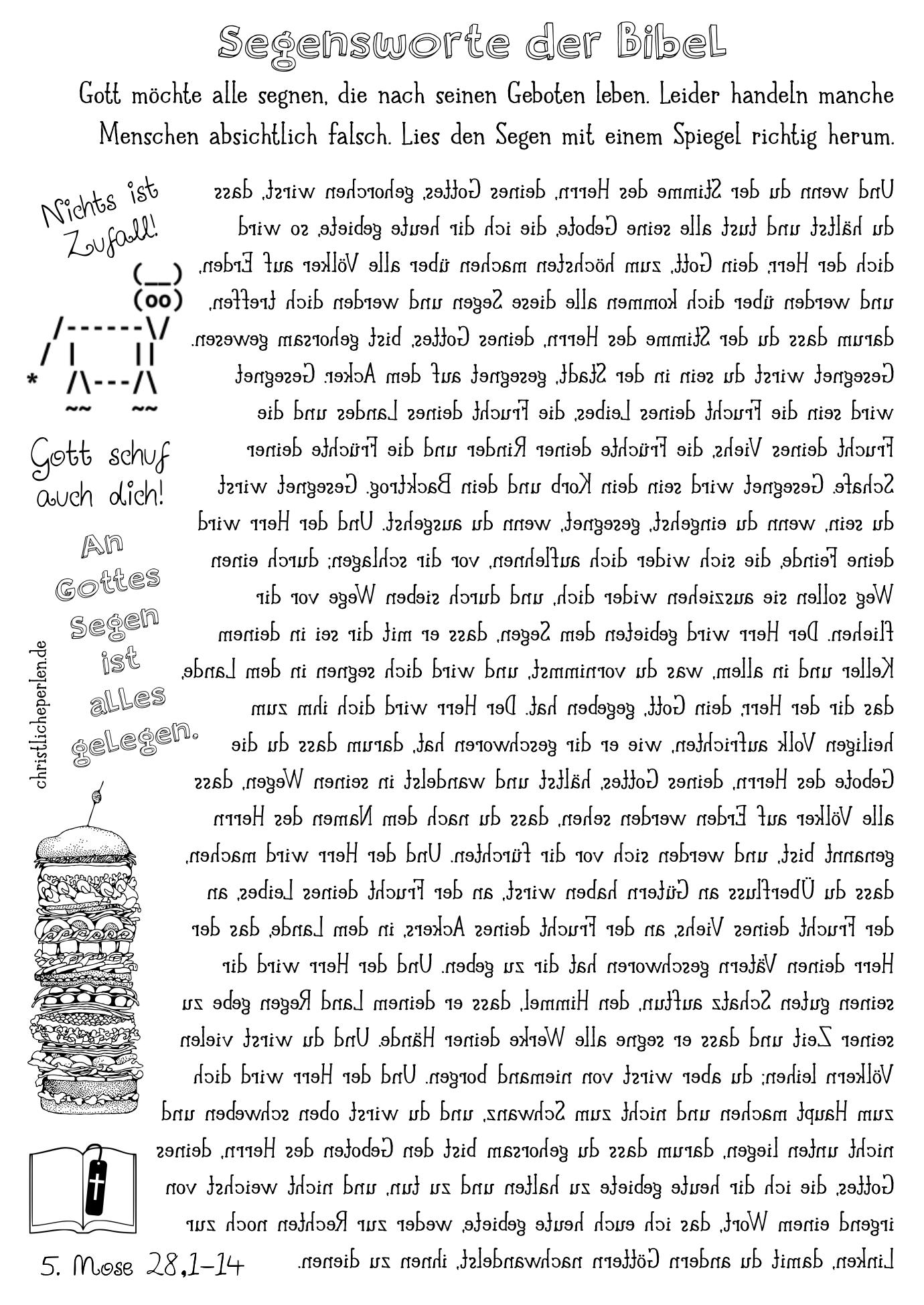 Arbeitsblätter | Christliche Perlen