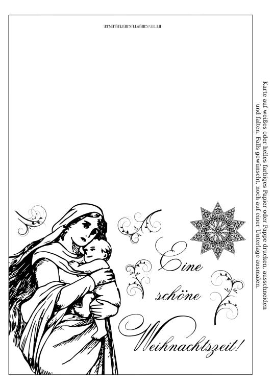 Weihnachtsmotive Schwarz Weiß Ausdrucken.Weihnachtskarten Und Bilder Christliche Perlen
