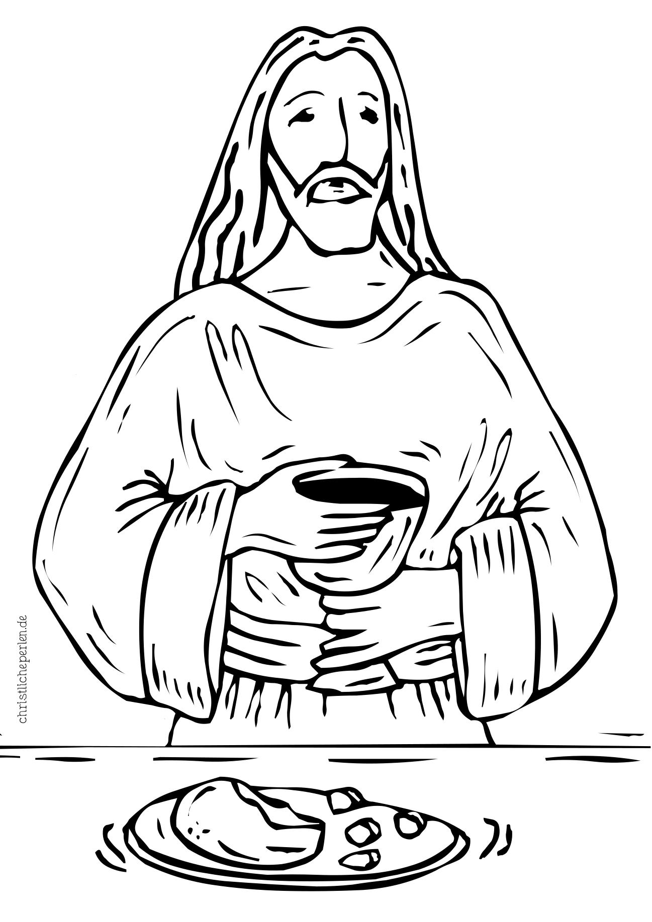 Ausmalbilder | Christliche Perlen