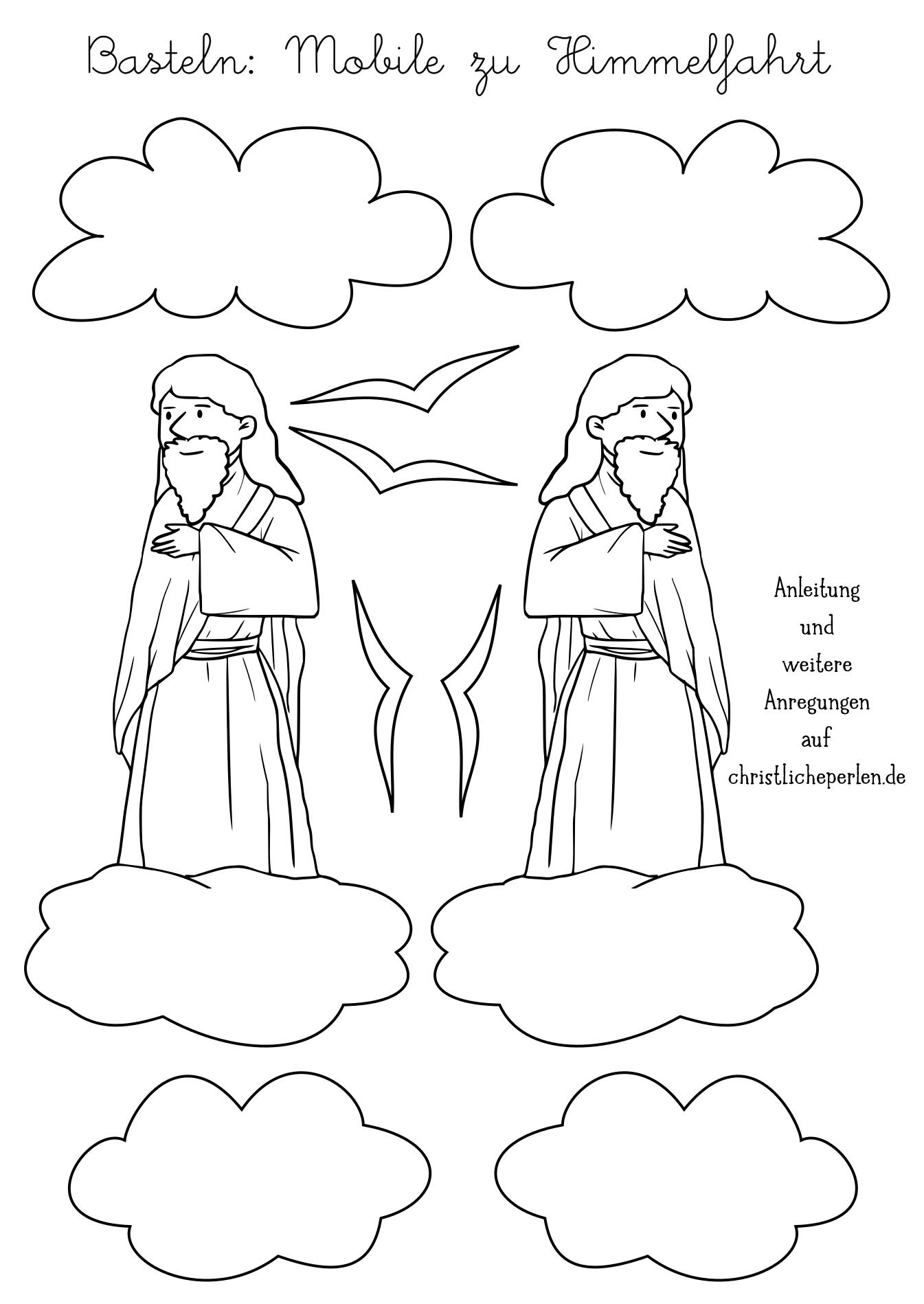 Himmelfahrt | Christliche Perlen