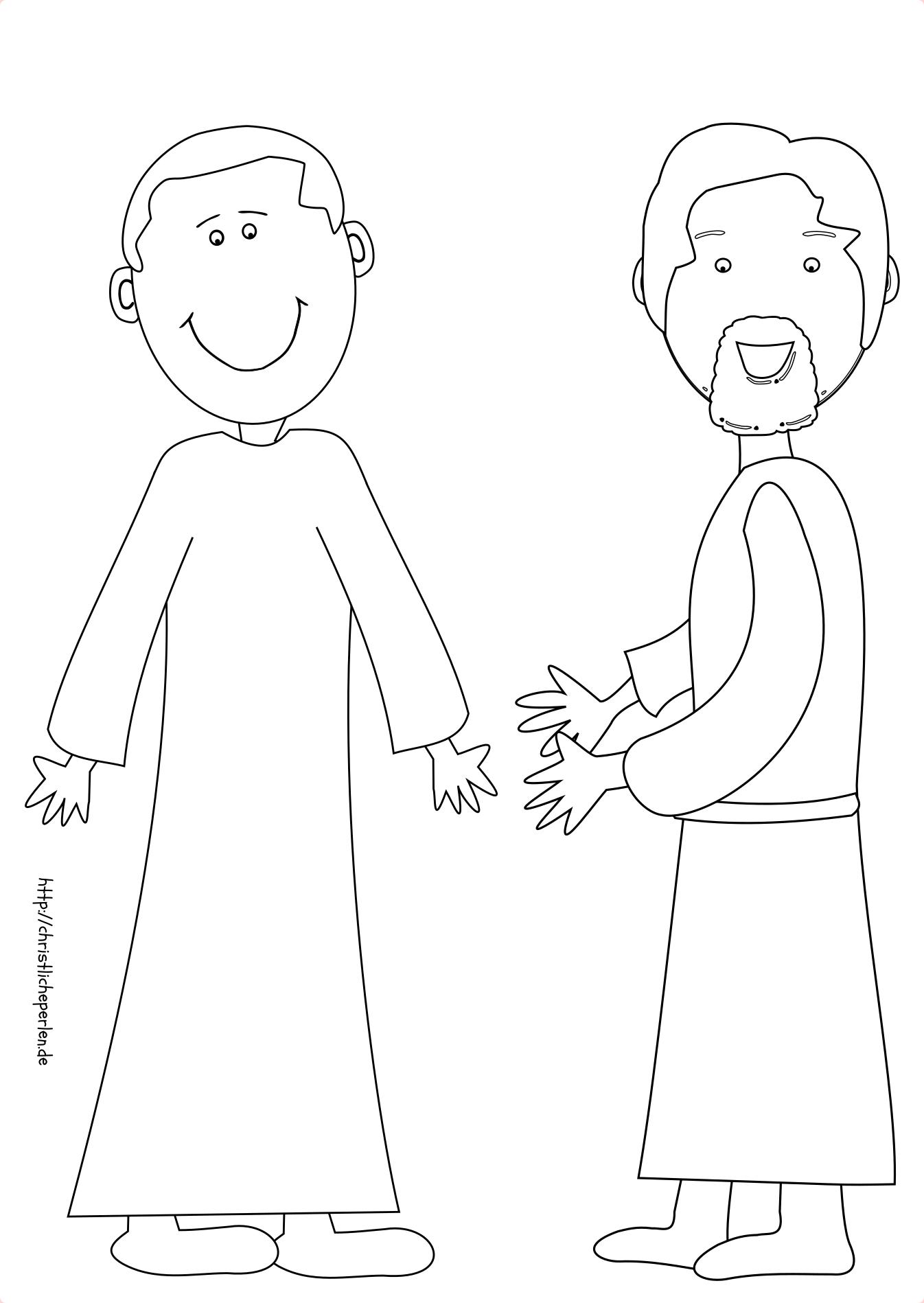 Basteln zu Pfingsten | Christliche Perlen