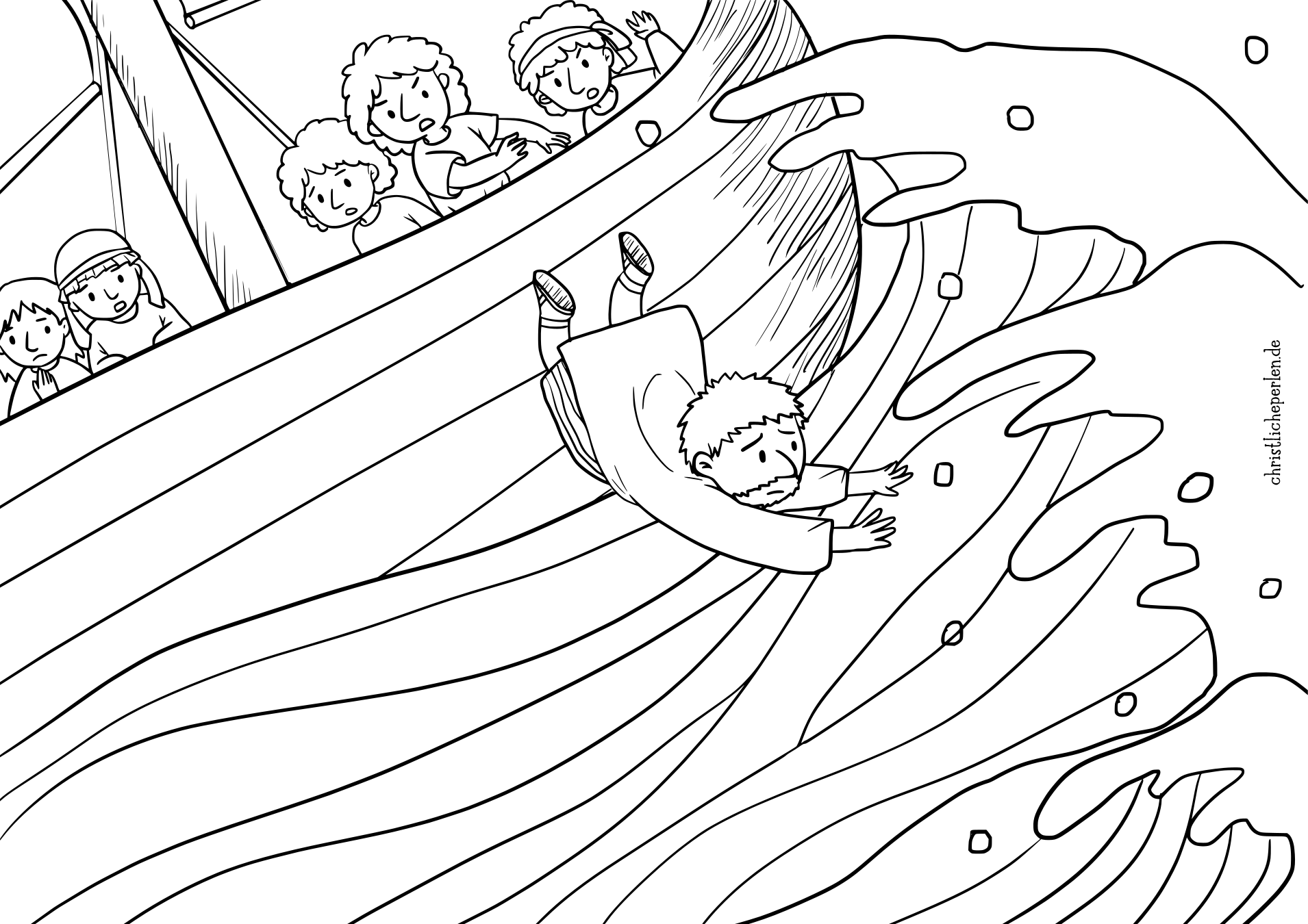 Jona | Christliche Perlen