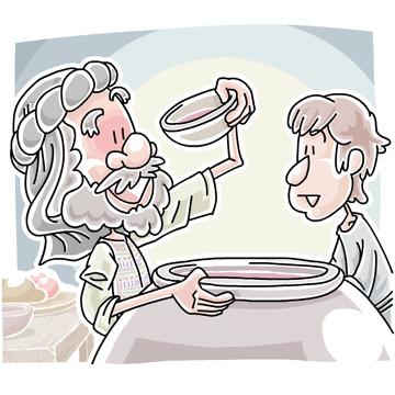 Die Hochzeit Zu Kana Luckenratsel Christliche Perlen