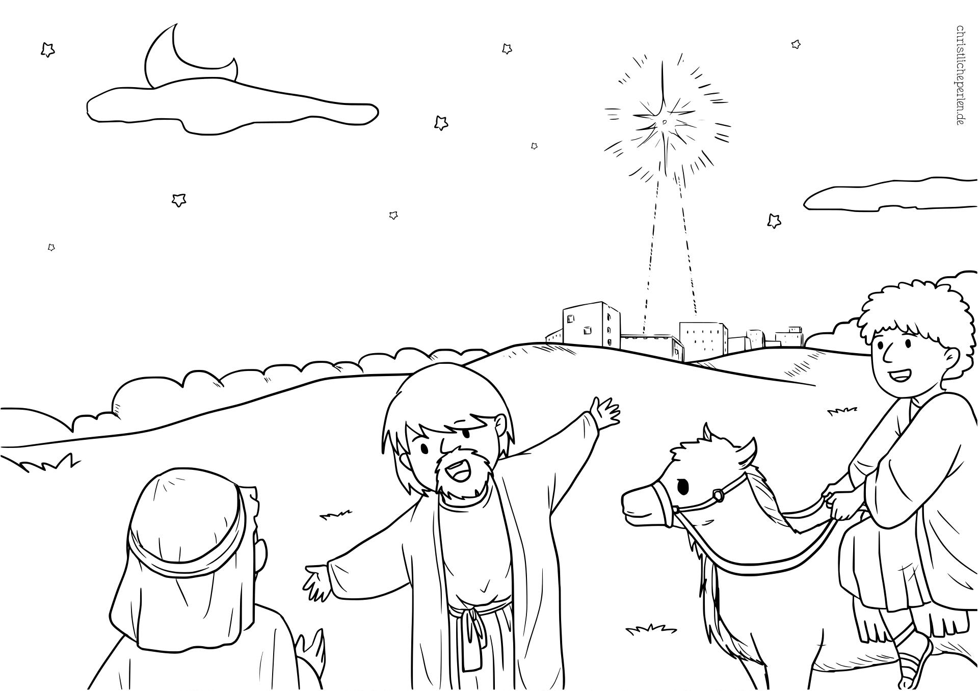 Christliche Weihnachtsbilder Zum Ausdrucken.Ausmalbilder Zu Weihnachten Christliche Perlen