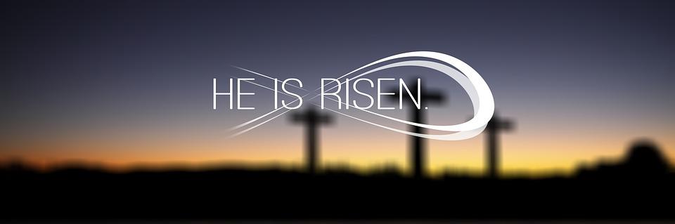 Ist leer text das grab Ostern: Leeres