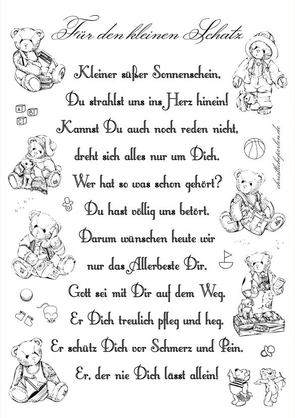 Spruch 1 geburtstag junge 1. Geburtstag