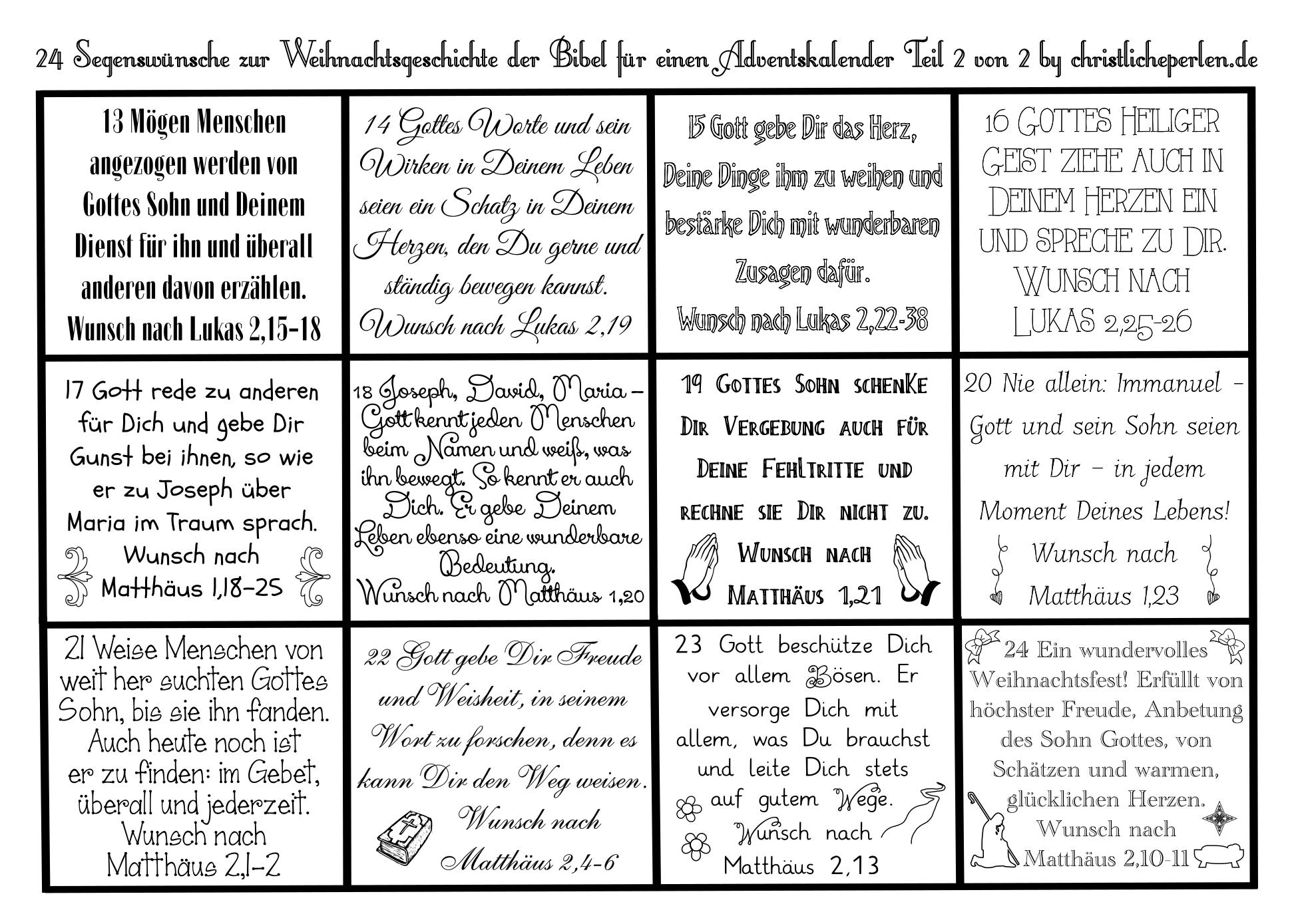 Adventskalender geschichte 24 teile pdf